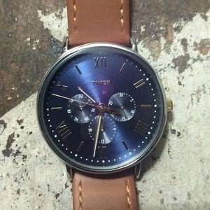 Timex Sapphire Blue Watch